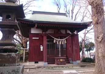 五蓙目・阿波須神社