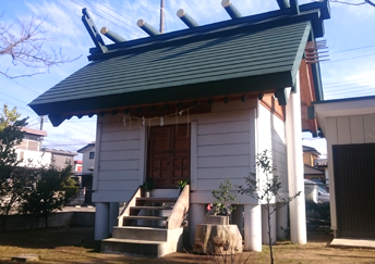 北五井・熊野神社