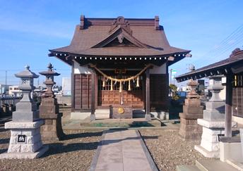 岩崎・稲荷神社