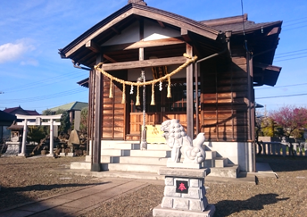 岩崎・厳島神社