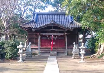 君塚・稲荷神社