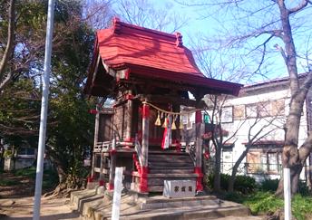 君塚・白幡神社