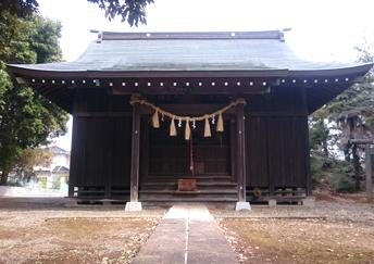 西広・前廣神社