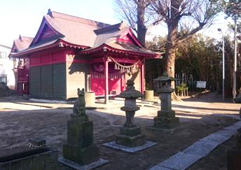 玉前・稲荷神社
