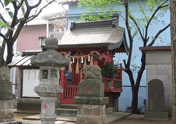 上宿・宿大神社